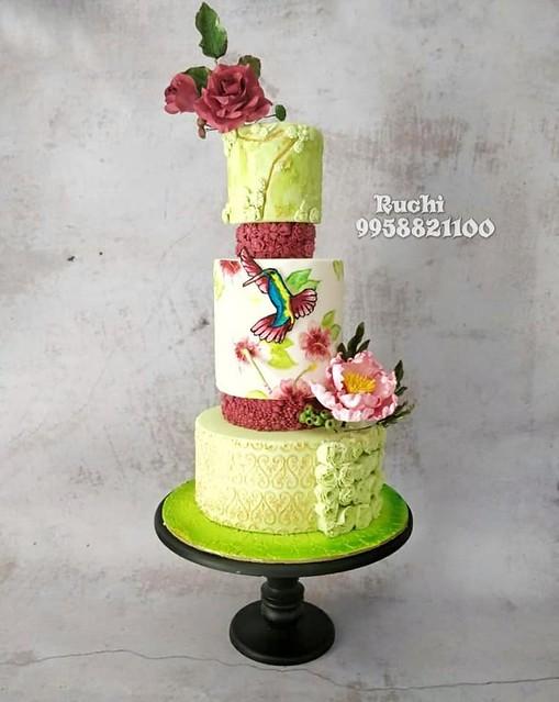Cake by Ruchi Gupta Cookery Classes