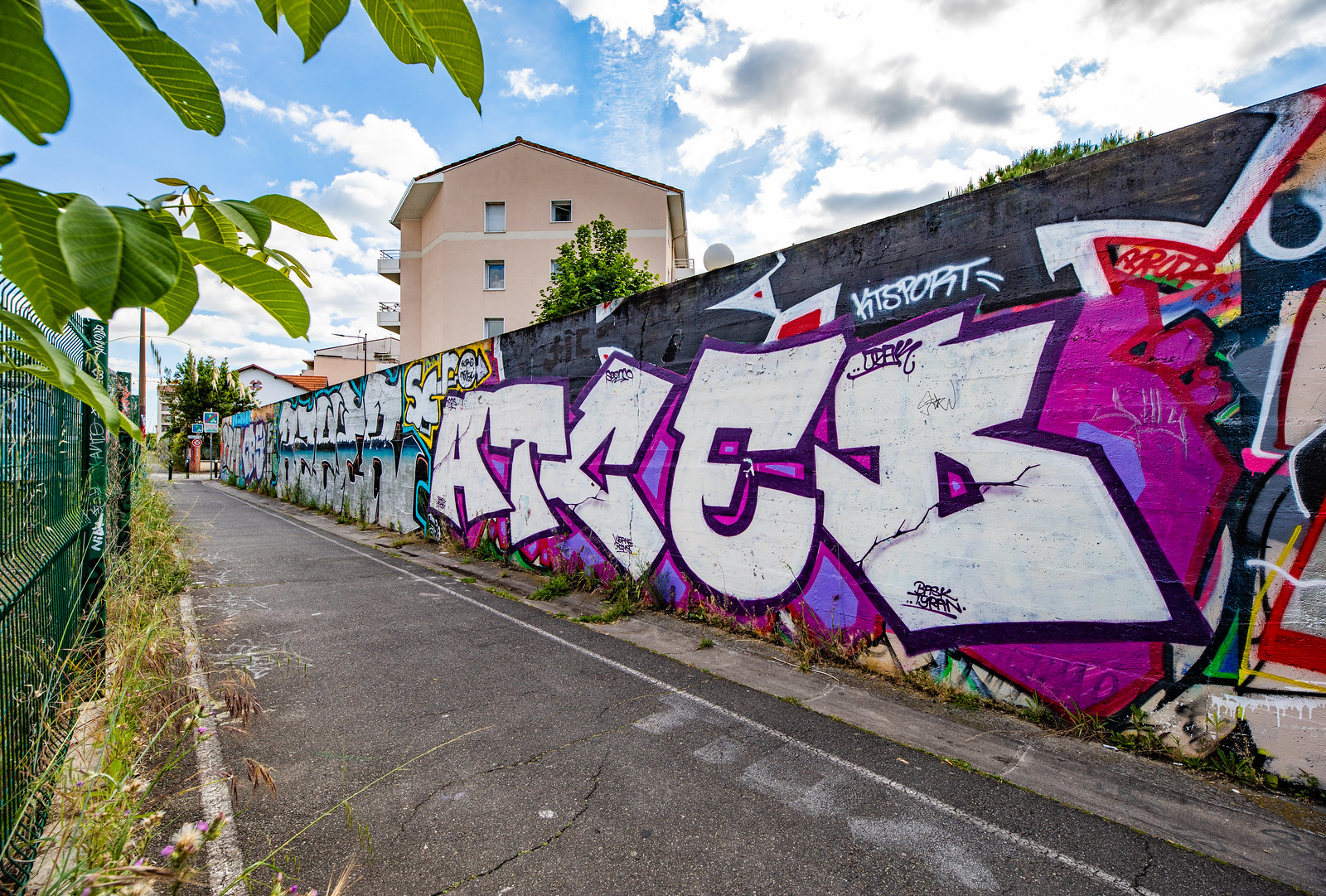 graffiti toulouse