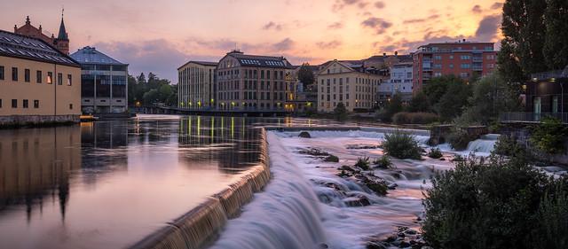 Golden Hour @ Norrköping