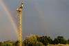 rainbow / @ 55 mm / 2019-09-01