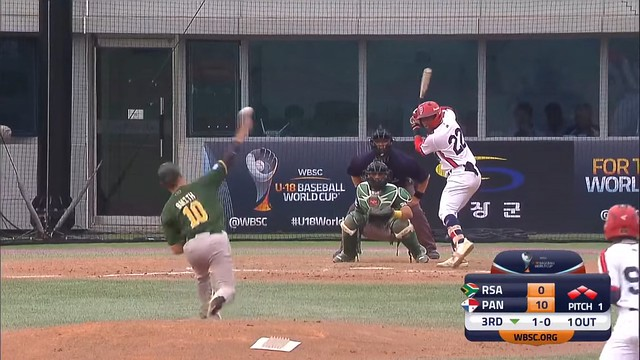 WATCH: Robert Smith becomes the first ever Herts player to appear in the U18 World Cup