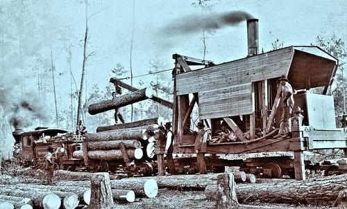 loggingrailroad steamlocomotive baldwin 1908 goldsborolumberrailroadco doverandsouthern dover richlands northcarolina forney 044 doverandsouthboundrailroad