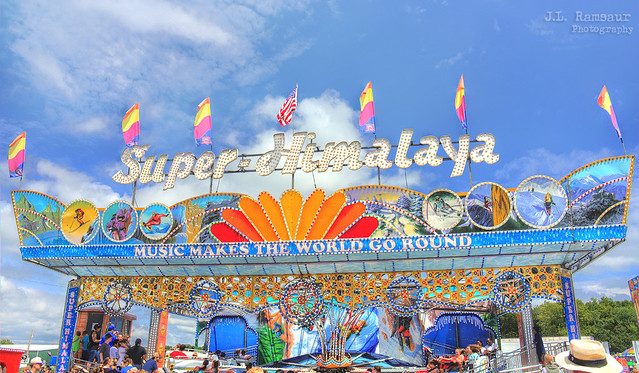 Super Himalaya - Wilson County Fair 2019 - Lebanon, Tennessee