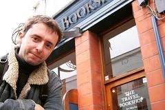 Marzo de 2006. La famosa librería de Notting Hill sobre libros de viajes. Esta semana vuelvo a Londres por unos días para hacer la crónica del vuelo por Norwegian, para buscar otras notas que quería hacer, visitar familiares y amigos y casualmente a segui