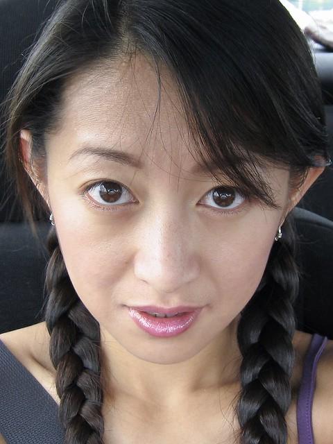 Mei's selfie