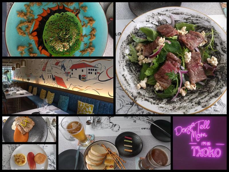 Comida y fotos del restaurante Txoko Yakarta