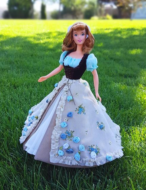 Floral Cinderella 🐀