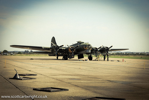 B17 On the Ramp