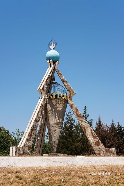 Monumento olvidado a las personas olvidadas