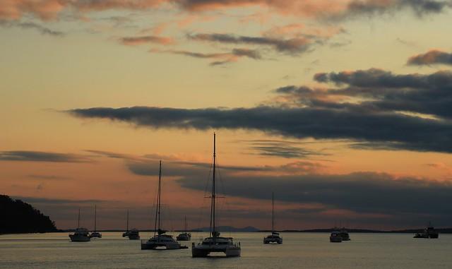 Fraser Island -Sunset (7)