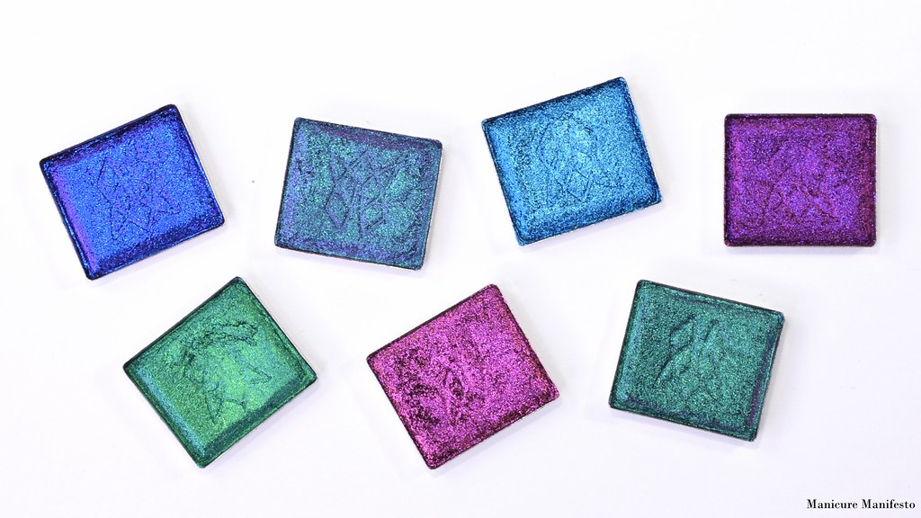 Clionadh Cosmetics Stained Glass Jewelled Multichrome