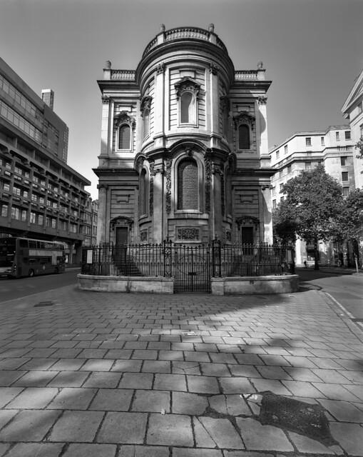 St Mary Le Strand Church