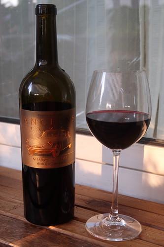 Grande Réserve (Merlot und Cabernet Sauvignon) vom Weingut Anciens Temps