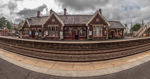 Main station house.