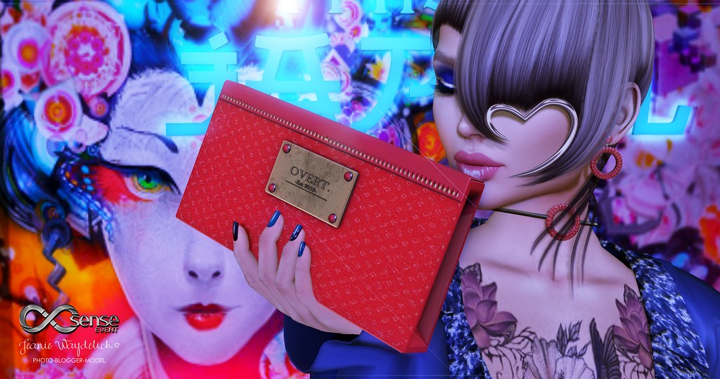 LOTD 1387 - Walking trendy at night from Ginza