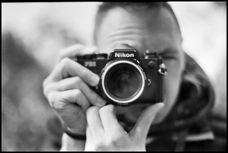 Voigtlander Nokton 58mm f1.4 Selfie