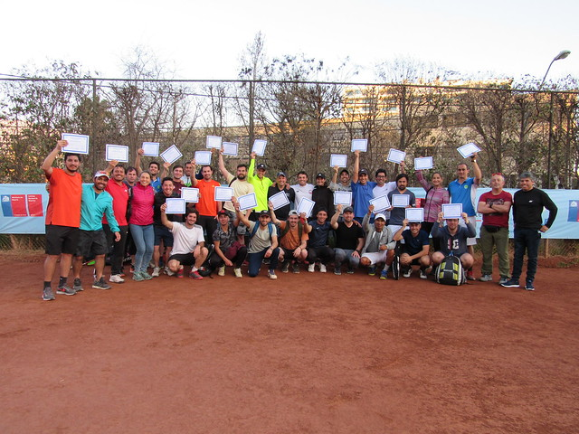 Curso Play & Stay ITF / FTCh