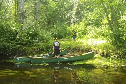 Carolina Canoe Campsite