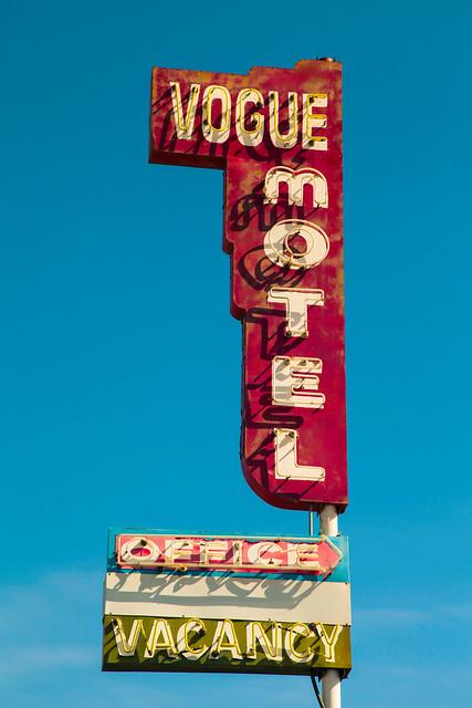 Vogue Motel