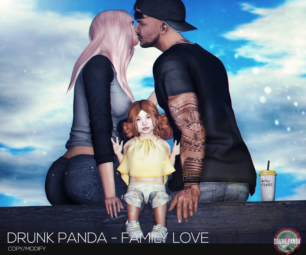 Drunk Panda - FamilyLove - TeleportHub.com Live!