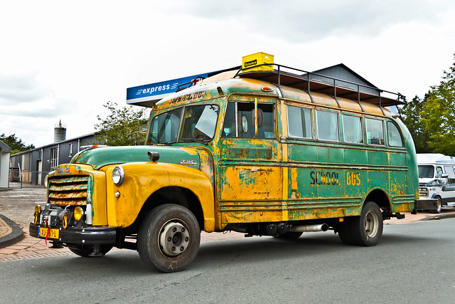 GMC School Bus (9848)
