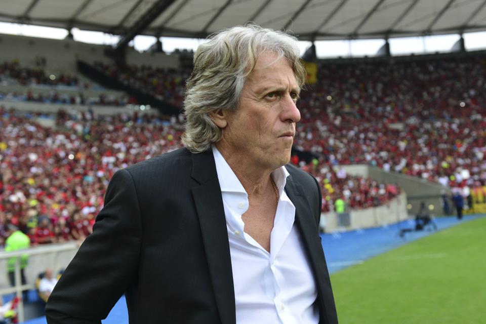 Flamengo 3 x 0 Palmeiras