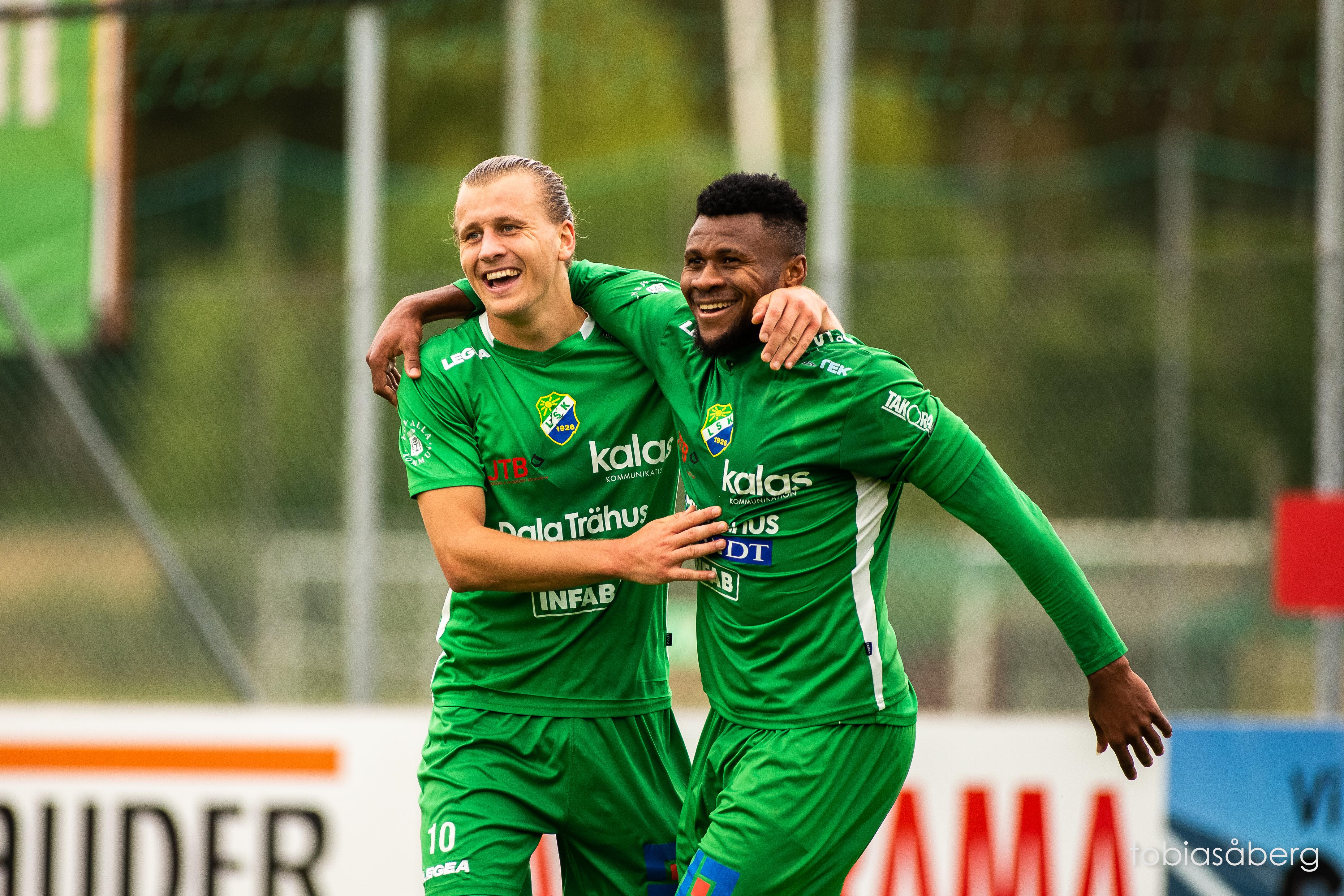 LSK-Oskarshamns AIK 2019-09-01