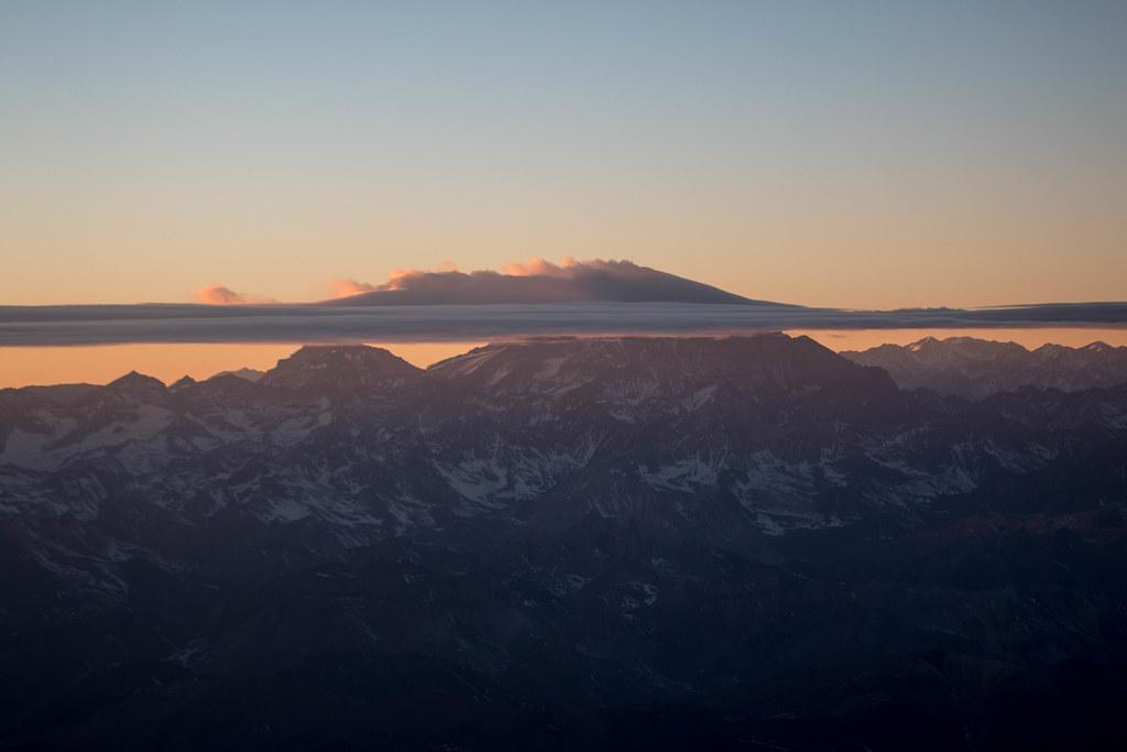 Cerro Aconcagua, 6960m