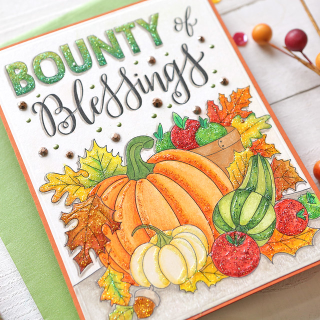 bounty of blessings cu