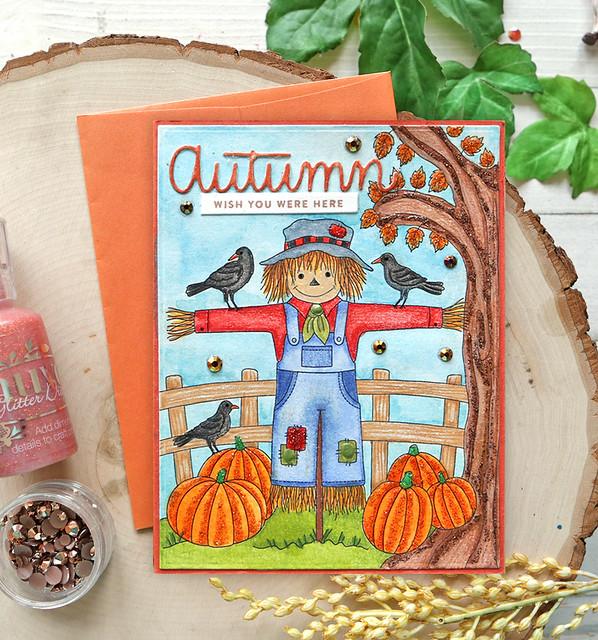 autumn wish you were here