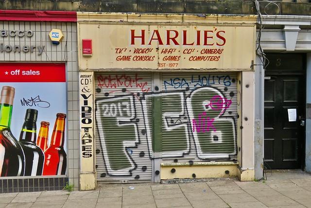 Charlie's, Edinburgh, UK