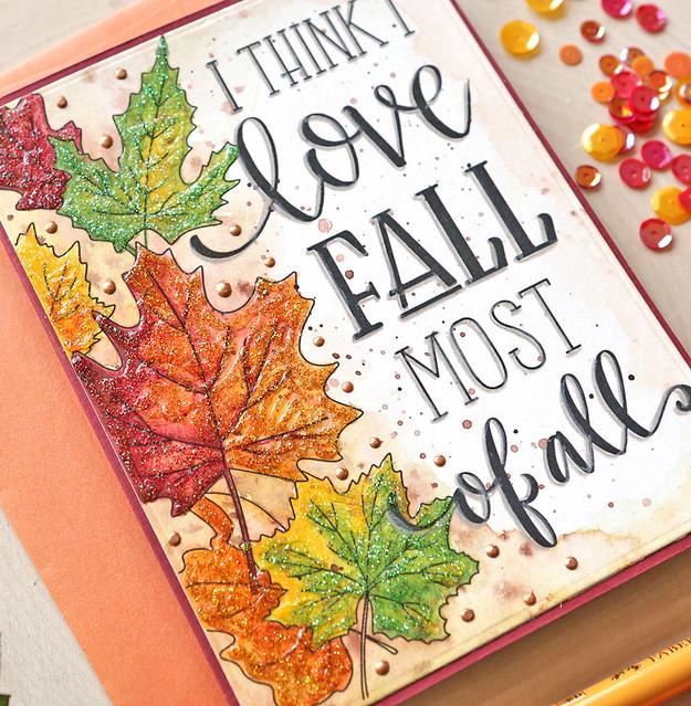 i love fall most of all cu