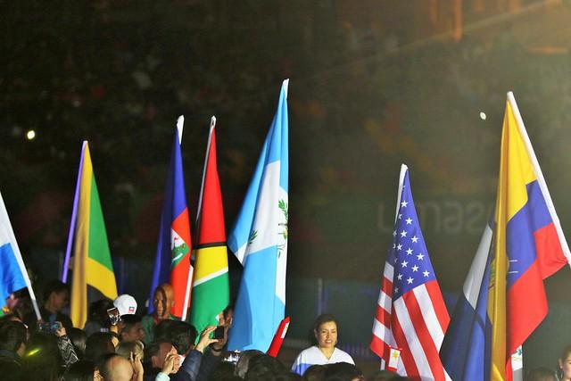 Clausura Juegos Parapanamericanos Lima 2019