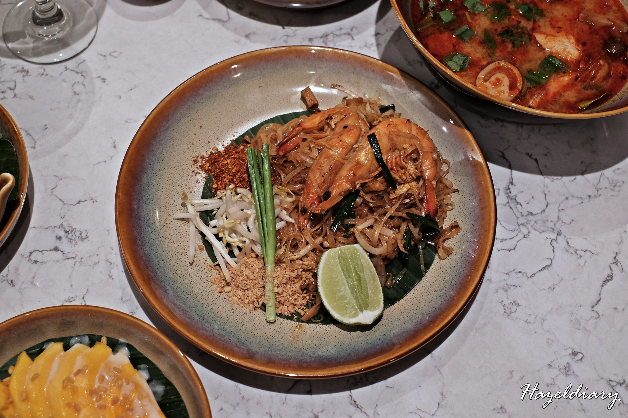 Chalerm Thai Restaurant-Pad Thai