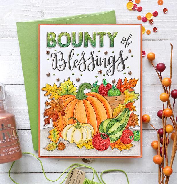 bounty of blessings