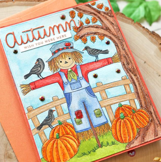 autumn wish you were here cu
