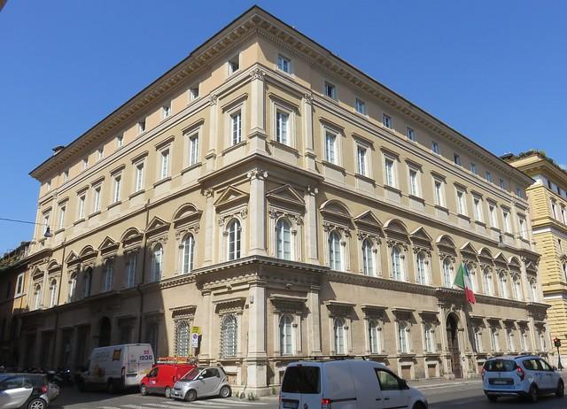 Corso Vittorio Emanuele II (Rome, Italy)