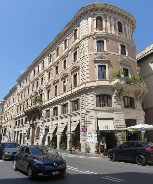 Historic City Center of Rome (Rome, Italy)