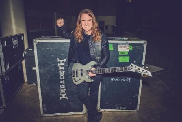 美國鞭金 Megadeth 貝斯手 David Ellefson 與著名饒舌歌手 Darryl McDaniels 共同釋出新影音 Sleeping Giants 1