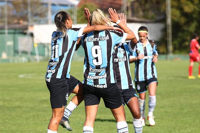 Grêmio 9x0 Oriente (Gauchão Feminino 2019)