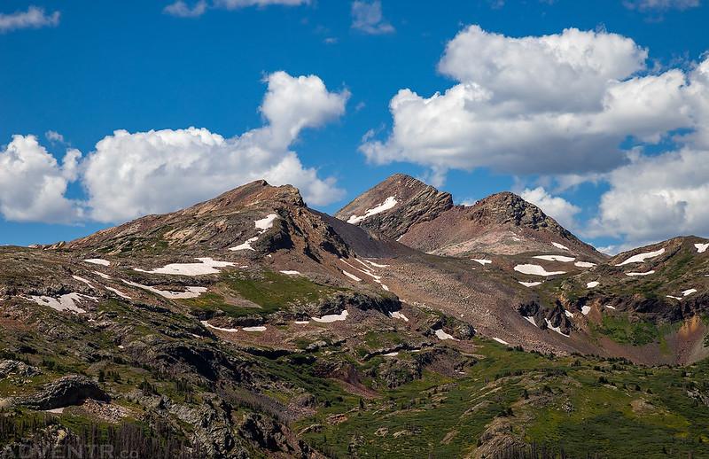 Hunchback Mountain & White Dome