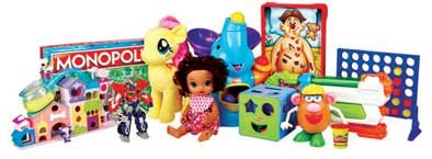 Hasbro is completely phasing out plastic