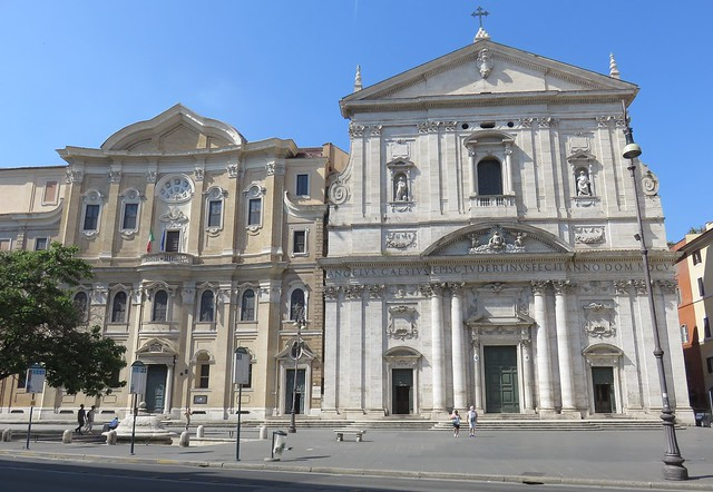 Parrocchia Santa Maria in Vallicella (Rome, Italy)