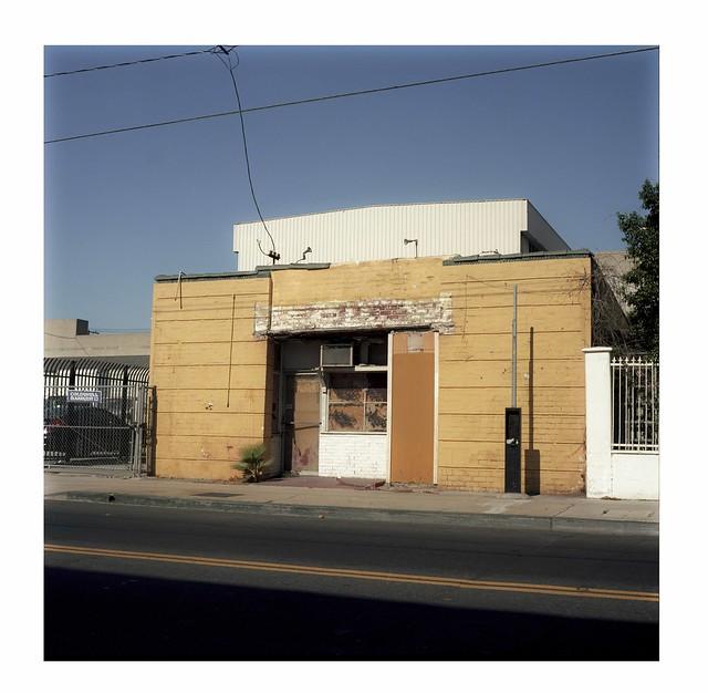 The former Hacienda