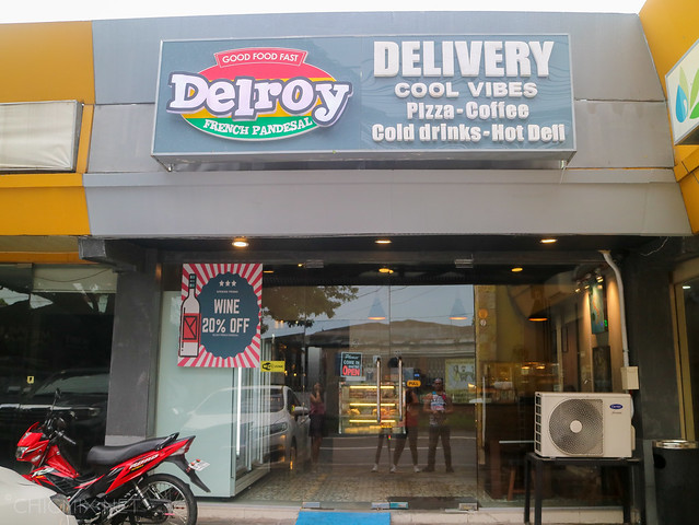 Delroy French Pandesal BF Paranaque cold cuts wine beer delivery