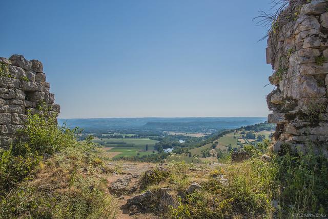 Taillefer. Sentinelle de la Vallée de la Dordogne. [Explore 03-09-2019]