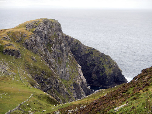 Slieve League in Ireland