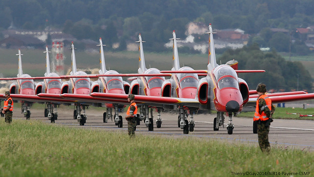 Spanish Air Force  Casa C-101 Aviojet