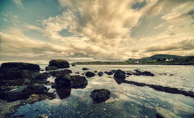 Skies of Skye.