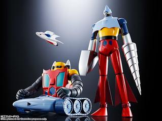 期待的2號3號同梱販售!超合金魂 GX-91《蓋特機器人》 蓋特2號 & 3號(ゲッター2&3) D.C.